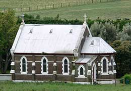 Alvie church