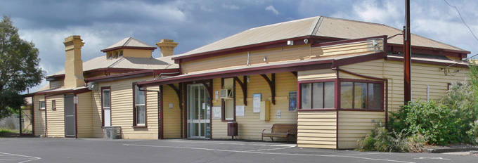 Colac Station