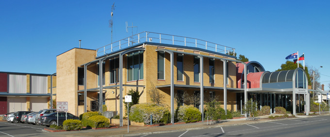 Colac Otway Shire offices